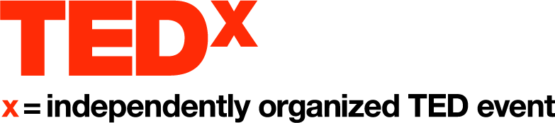 TEDx x = Independently Organized TED Event Logo